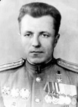 Кривокорытов Павел Тимофеевич, майор, ~1960 г.