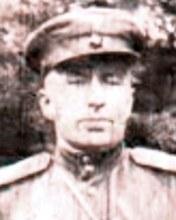 Позмогов Сергей Дмитриевич, гвардии-капитан