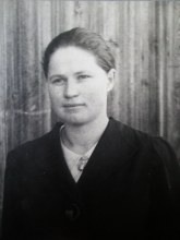 Санникова(Запивахина) Клавдия Федоровна