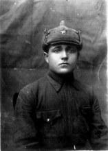Смирнов Тимофей Семенович в апреле 1941 года