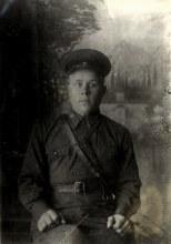 Смирнов Виктор, фото 1940 года г. Ташкент